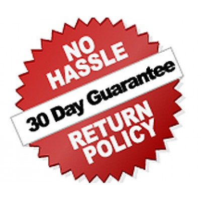 30 Days Return Policy