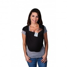 Baby Carrier (Solid Cotton) Medium Black