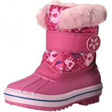 Gorgeous Children's Winter (Snow) Boot Toddler Girl Size 6 (Pink)