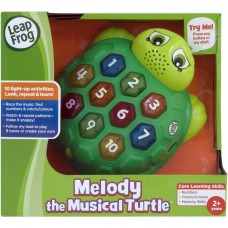 Leapfrog Melody The Musical Turtle Tap Tap Lumières (French Version)