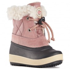 Olang Winter Boots - Ape Rosa Nero - Girls