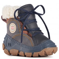 Olang Winter Boots for Boys - Randa Blue Torba