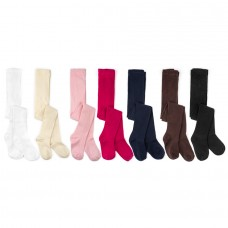 Organic Cotton Tights (Multiple Colors & Sizes)