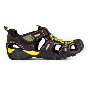 Pediped Canyon Chocolate/Yellow
