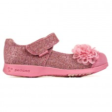 Pediped Flex® Estella Pink (Girl Dress Shoes)