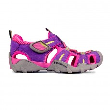 Pediped Flex®  Canyon Grape (Girls Sandals)