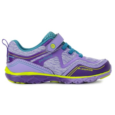Pediped Flex® Force Lavender Girls Running Shoes