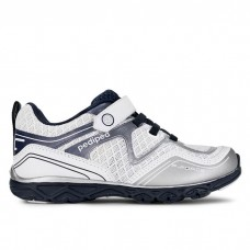 Pediped Flex Force White Navy