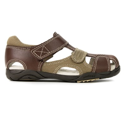 Pediped Flex® Joshua Brown Boys Sandals