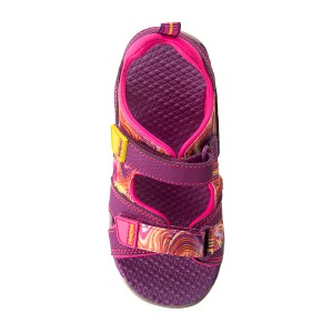 Pediped Flex® Navigator Purple Swirl