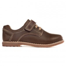 Pediped Flex® Storm Chocolate Brown (Toddler Boy Shoe)