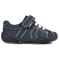 Pediped Grip 'n' Go™ Jake Navy Toddler Boy Shoe