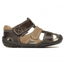 Pediped Grip 'n' Go™ Joshua Brown (Toddler Boy Sandals)