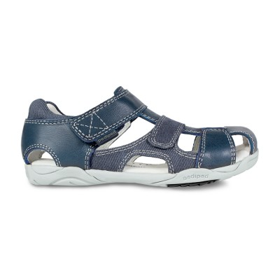 Pediped Flex® Joshua Navy Boys Sandals
