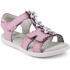 Pediped Sidra Light Pink Sandals (Girls)