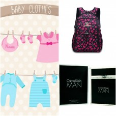 RayEnone Baby Mommy Daddy Gift Package