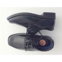 Toddler Boy Black Formal Shoe Size 10