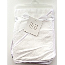 Cute White Baby Towel