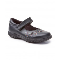 Black Hearts Janie Mary Jane (Toddler Girl Shoe)